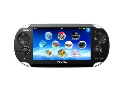 Sony PlayStation Vita WiFi © Amazon