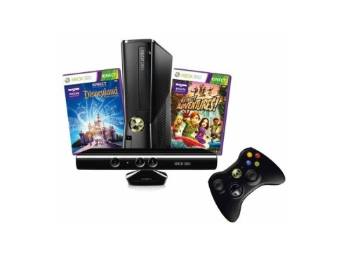Xbox 360 Kinect Bundle © Amazon