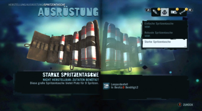 Actionspiel Far Cry 3: Spritzentasche © Ubisoft