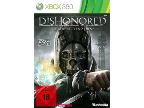 Dishonored: Die Maske des Zorns © Amazon