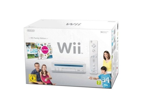 Nintendo Wii Family Edition © Amazon