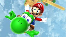 Actionspiel Yoshi Land: Yoshi und Mario ©Nintendo
