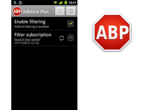 Adblock Plus ©Adblock Plus
