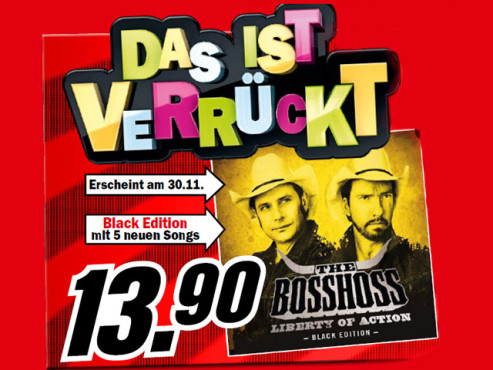 Musik-CD © Media Markt