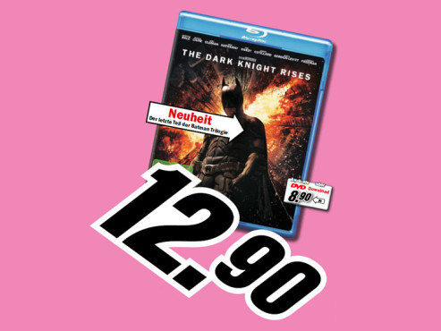 The Dark Knight Rises © Media Markt