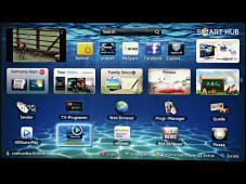 Bildschirmmen� Samsung ES6300-Serie ©COMPUTER BILD