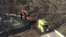 Simulation Euro Truck Simulator 2: Kran ©Rondomedia