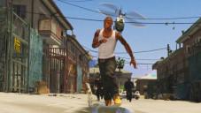 Actionspiel GTA 5: Flucht ©Rockstar Games