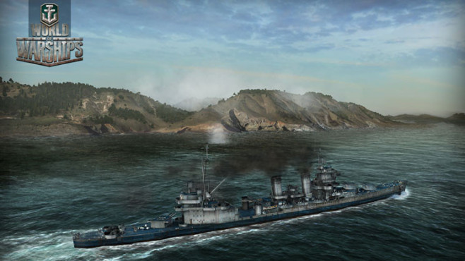 Actionspiel World of Warships: Kanal © Wargaming.net