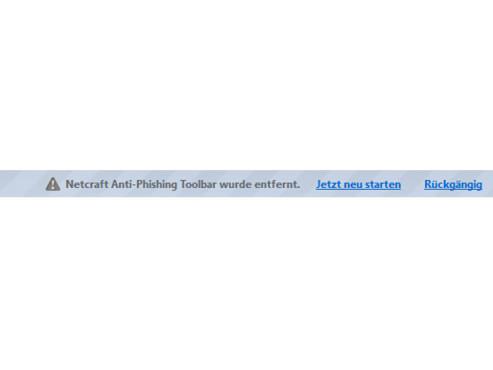 Toolbars deinstallieren: So geht´s bei Firefox ©COMPUTER BILD