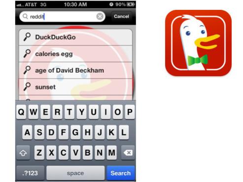 Duckduckgo ©Duckduckgo Inc.