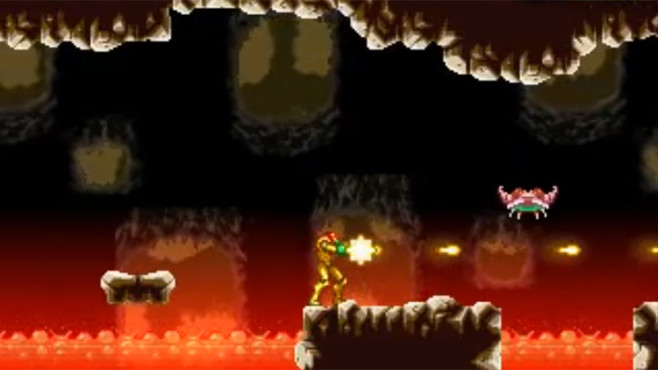 Actionspiel Another Metroid 2 Remake © Verschiedene