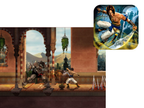 Prince of Persia Classic © Ubisoft