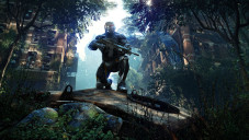 Actionspiel Crysis 3: Wald © Electronic Arts