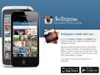 Homepage von Instagram ©Screenshot instagram.com / COMPUTER BILD