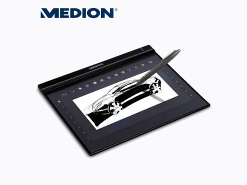 Medion P82018 (MD 86635) Grafiktablett, erhältlich bei Aldi Nord ©Aldi