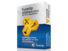 Packshot TuneUp Utilities 2013 ©TuneUp