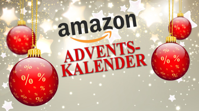 Amazon-Adventskalender © boroboro - Fotolia.com, senoldo � Fotolia.com, Amazon