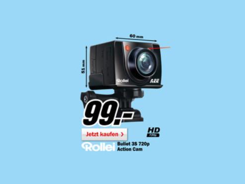 Rollei Bullet 3S ©Media Markt