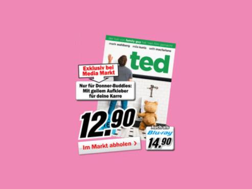 Ted ©Media Markt