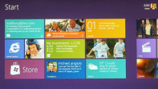 Windows 8: Dashboard ©Microsoft