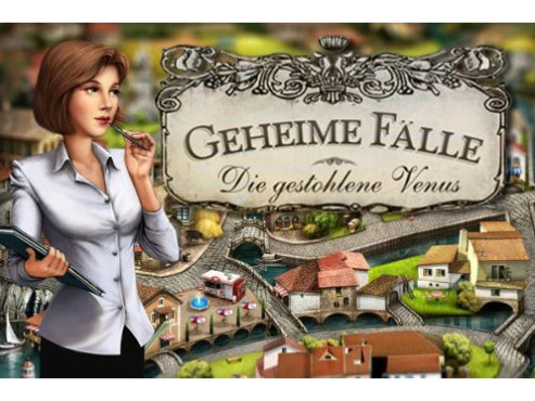 Gratis Game-Download: Geheime Fälle: Die gestohlene Venus © Amazon