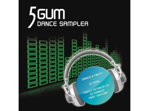 "Gratis MP3-Album: ""5 GUM Dance Sampler"" © Amazon"