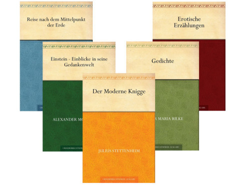 Gratis eBooks: Klassiker der Weltliteratur © Amazon