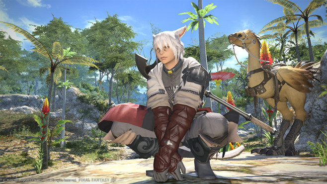 Final Fantasy 14 © Square Enix
