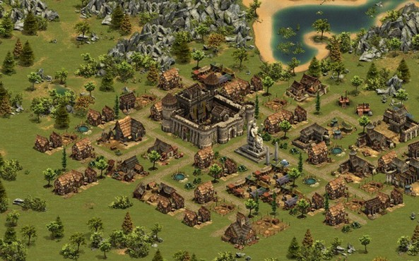 Forge of Empires © InnoGames