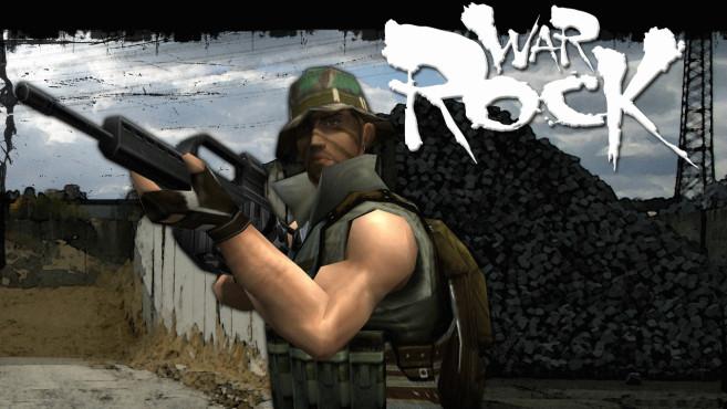War Rock: Soldat ©Nexon