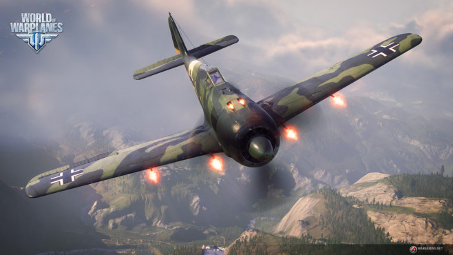 World of Warplanes © wargaming.net
