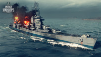 World of Warships: New Orleans © Wargaming.net