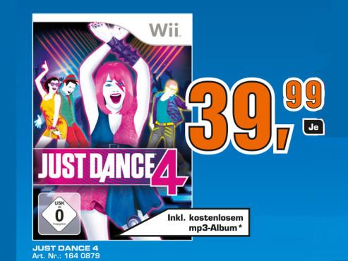 Just Dance 4 ©Saturn