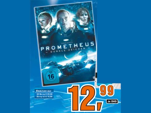 Prometheus: Dunkle Zeichen ©Saturn