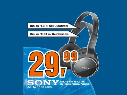 Sony MDR-RF810RK ©Saturn