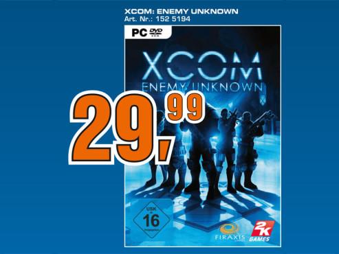 Xcom – Enemy Unknown ©Saturn