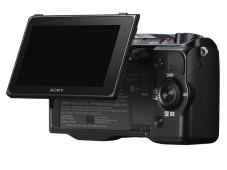 Tocuscreen Sony NEX-5R ©Sony