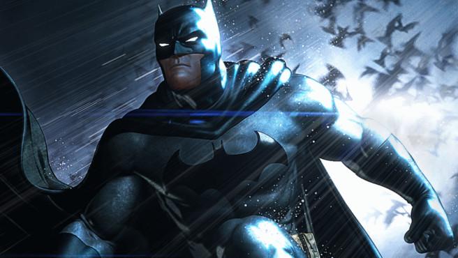 DC Universe Online: Batman ©EA Sports