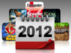 Game-Apps des Jahres 2012 © Fireproof Studios Ltd, Mojang AB, Ubisoft, Axel Springer AG, Rovio Entertainment, Maxim_Kazmin - Fotolia.com