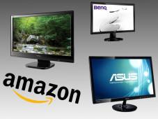 G�nstige 24-Zoll-Monitore von Amazon ©ViewSonic, BenQ, Asus, Amazon