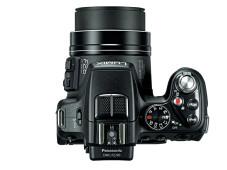 Aufsicht Panasonic Lumix DMC-FZ200 ©COMPUTER BILD