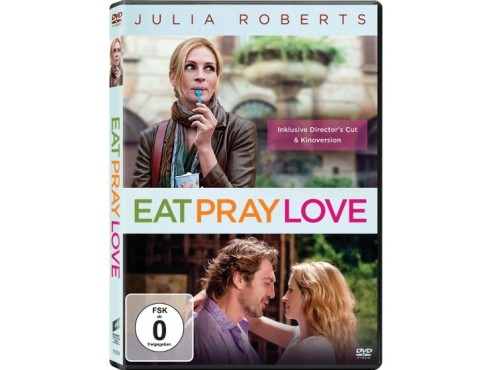 Eat Pray Love © Sony Pictures Home Entertainment