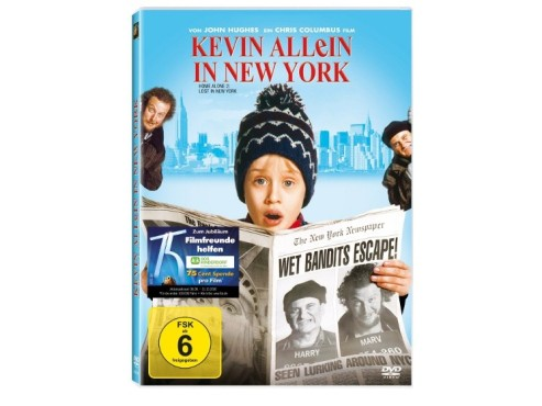 Kevin  – Allein in New York © Twentieth Century Fox Home Entertainment