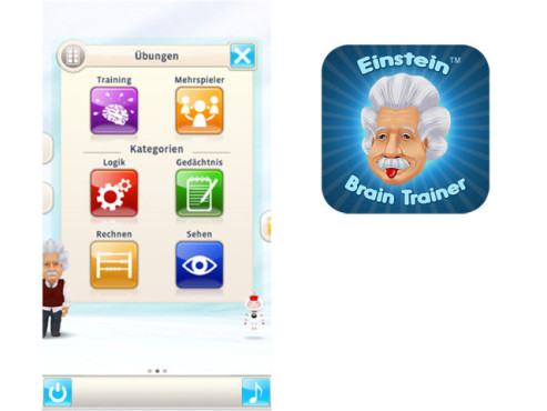 Einstein Gehirntrainer © BBG Entertainment GmbH