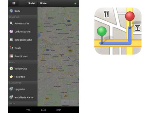 ForeverMap 2 – Offline Maps ©Skobbler GmbH