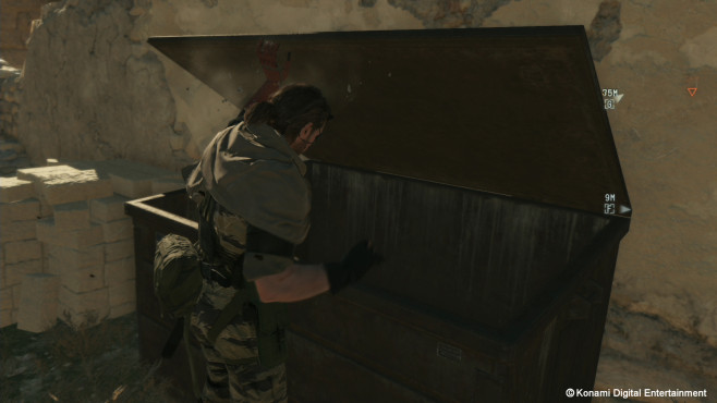 Bilder: Metal Gear Solid 5 © Konami