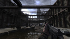 Actionspiel Metro 2033: Trümmer © THQ Entertainment