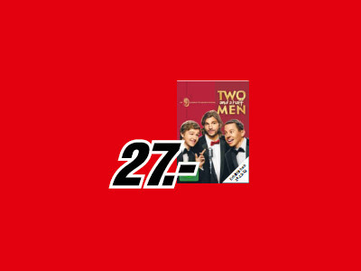 Two and a half Men – Staffel 9 © Media Markt