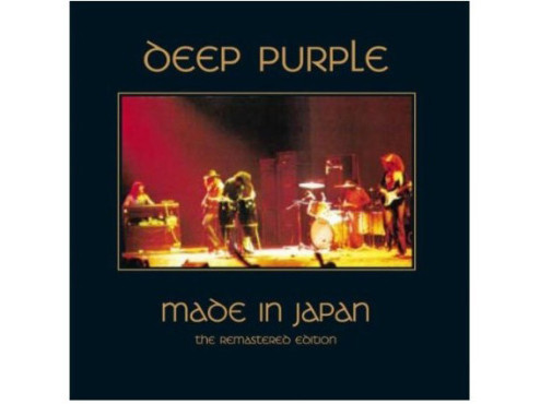 "Platz 10: ""Made In Japan"" von Deep Purple © Amazon"